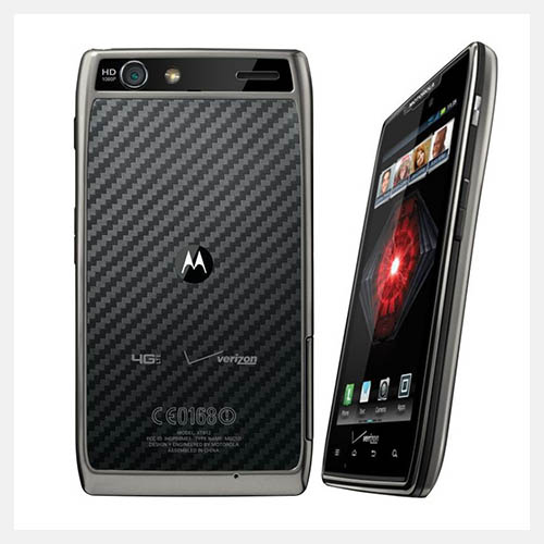 Motorola Droid Razr Xt912 Black Tech4wireless
