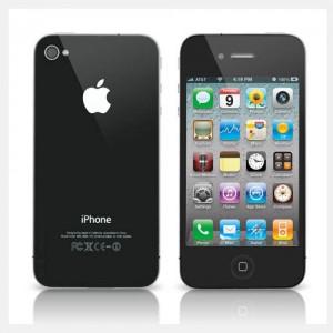 Apple-iphone-4-8GB-Black